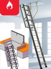 Escaliers-coupe-feu