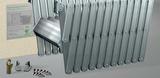 Zoldertrap Roto Piccolo Aluminium schaartrap met scharnier systeem