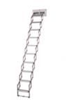 Piccolo Premium aluminium schaartrap met veersysteem de vervang trap voor oude trap