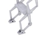 Vlieringtrap Roto Junior Highboard Aluminium schaartrap telescopische voetjes